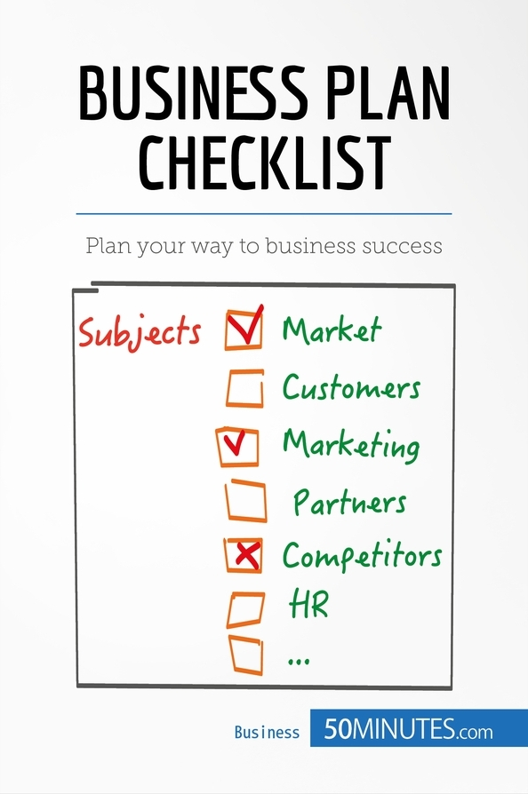 Business Plan Checklist  MinutesCom  Knowledge At Your Fingertips